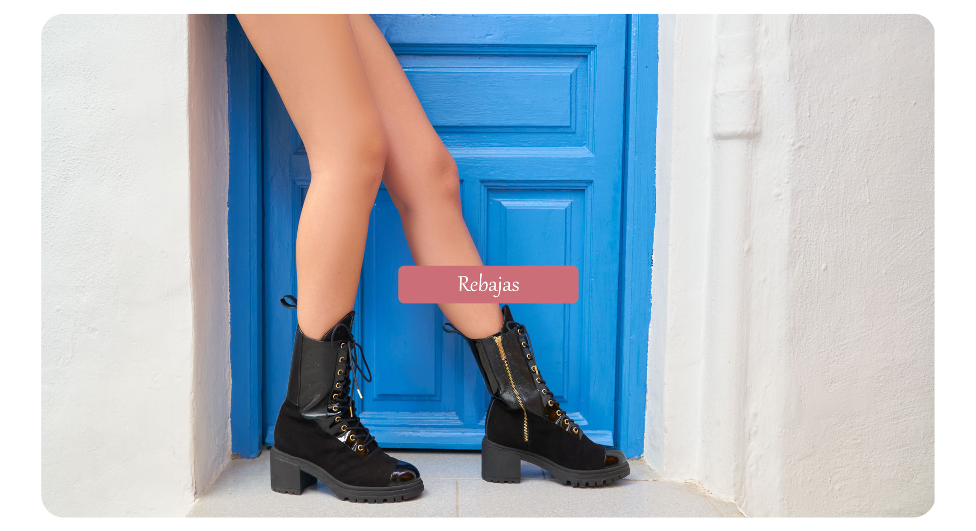 Black boot for women by rranca rose